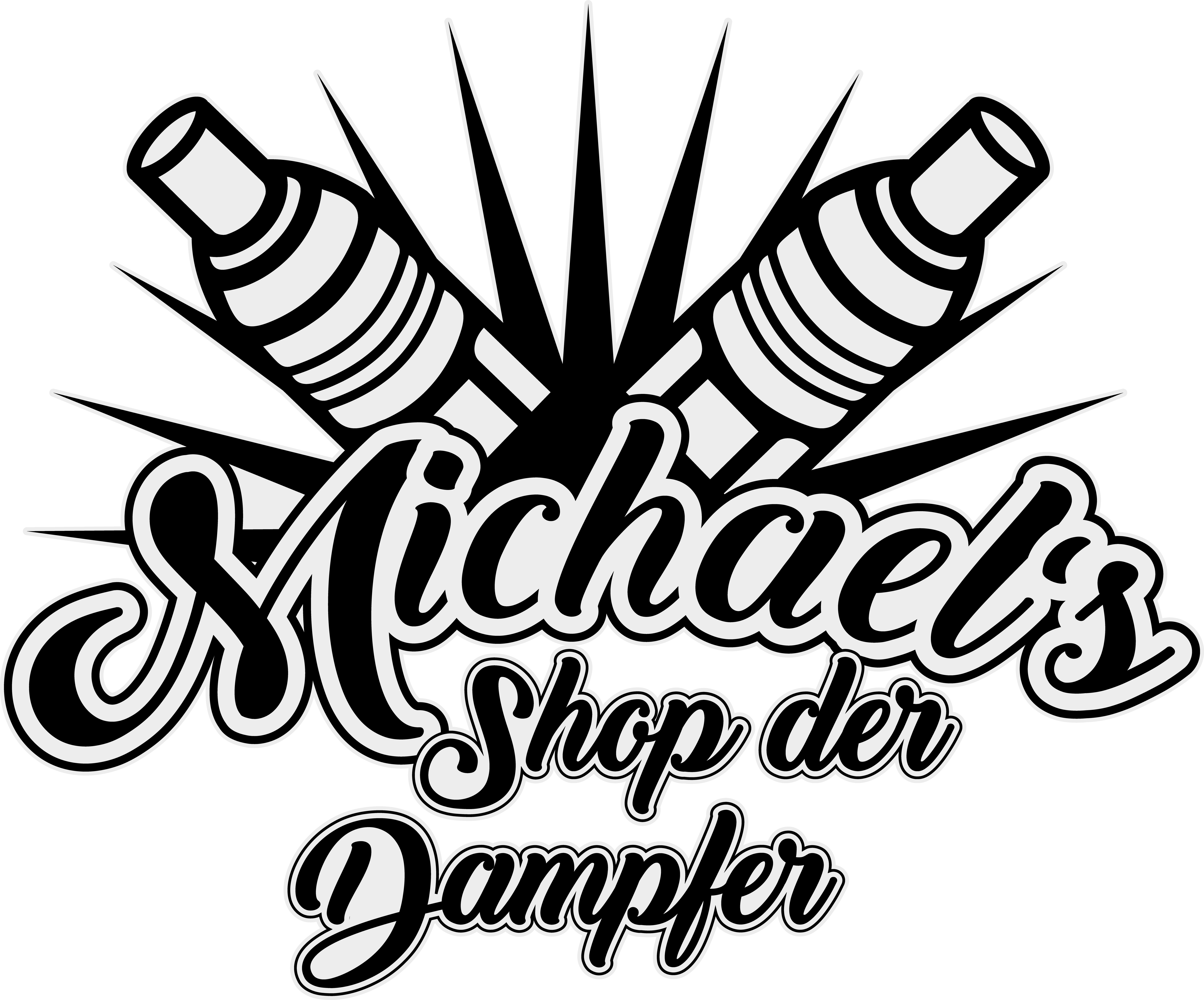 Michael Shop der Dampfer Logo Master www.arenz-media.de